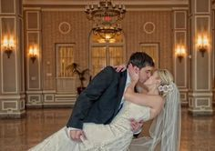 Stonewall Jackson Hotel & Conference Center - 	Virginia Venues - Elegant hotel for wedding portraits