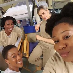 Orange Is The New Black @oitnb Instagram photos | Websta