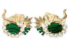 One Kings Lane - Bold Designs - Elliot Earrings