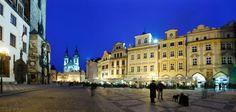 Hotel Prague Old Town Square - Grand Hotel Praha - 4 Star