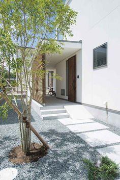 Exterior Design, Interior And Exterior, Entry Gates, Garden Landscape Design, House Entrance, House Front, Garden Paths, Porches, Future House