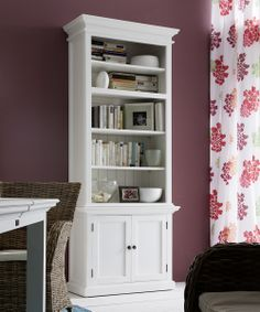 Small Hutch Bookcase