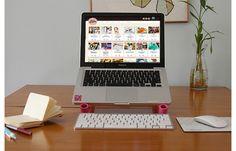 DIY: Εύκολο Και Γρήγορο Laptop Stand / DIY: Laptop Support Idea