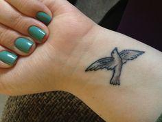 My wrist tattoo!