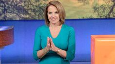 Katie's Look: From Stuttering To Success – Katie Couric 6 May 2014