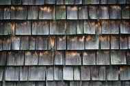 Image of Wood Shingle Background from iStockphoto #13267751
