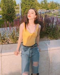 Pinterest : @keyseoul ~`✧ Ulzzang Fashion, Ulzzang Girl, Cute Girls, Cool Girl, Gorgeous Women, Beautiful People, Cute Beauty, Aesthetic Girl, Stylish Girl