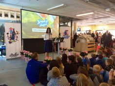 Princess Mary attends the opening of Sommerbogen 2015 in Odense