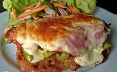 A rich recipe for tried pork chops / Onion Recipes, Meat Recipes, Cooking Recipes, Czech Recipes, Ethnic Recipes, Best Liver Detox, Liver And Onions, Pork Meat, Rich Recipe