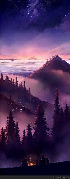 Samotna góra