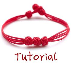 eBook (Apple of the eye) - Tutorial to Chinese knot bracelet Friendship Bracelet/Wish Bracelet-Instant download Pattern- FREE SHIPPING