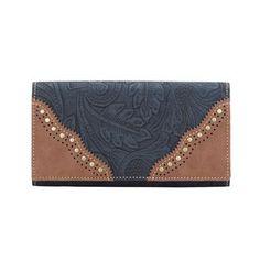 Bandana Women's Castle Rock Flap Wallet