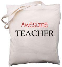 Awesome Teacher Shoulder Bag