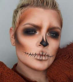 halloween costumes makeup ideas party look for 28 28 Ideas For Makeup Party Look Halloween Costumes 28 Ideas For Makeup Party Look Halloween CostumYou can find Pumpkin halloween makeup and more on our website Halloween Pumpkin Makeup, Halloween Eyes, Halloween Inspo, Halloween Makeup Looks, Halloween Costumes, Happy Halloween, Party Looks, Costume Makeup, Party Makeup