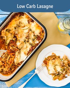 Low Carb Lasagne You can easily make this recipe into a vegetarian low carb lasagna. Simply replace the minced meat … Calories In Vegetables, Low Carb Lasagna, Vegetable Dishes, Yummy Drinks, Thanksgiving Recipes, Casserole Recipes, Low Carb Recipes, Breakfast Recipes, Recipes