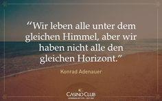 #Zitate #KonradAdenauer