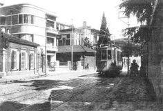 Mithatpaşa Caddesi Özel Türk Koleji önü. Çoğumuzun her gün geçtiği yol Istanbul, Old Things, Abstract, Artwork, Painting, Summary, Work Of Art, Auguste Rodin Artwork, Painting Art