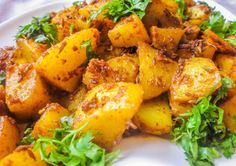In this recipe I make use of microwave for making Jeera Aloo. This makes the preparation more healthier, due to the fact that a very minimal amount of Oil is used for making it. It takes less than 10 mins to make them. Just set the appropriate microwave power level, set the timer with dial and sit back. You will have a simple but delicious preparation ready in no time