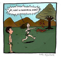 LA MODA Cambiando a la coleccion de Otoño #Spanishjokes #chistes #jokesinSpanish #humor