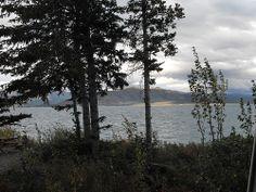 Kluane Lake Alaska Highway, Celestial, Explore, Sunset, Beach, Water, Outdoor, Gripe Water, Outdoors