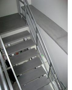 Best Precast Stair Treads W Sandblast Nosings Project Scc 400 x 300