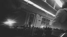 Tren al sur. #bnw #blancoynegro #buenosaires #mobilephoto