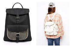 Sırt çantaları hızlı bir şekilde hayatımıza geri döndü. Hemen her stile uygun yorumuyla, sırt çantalarına hayır demek çok da kolay olmayacak. #moda #stil #trend #liste