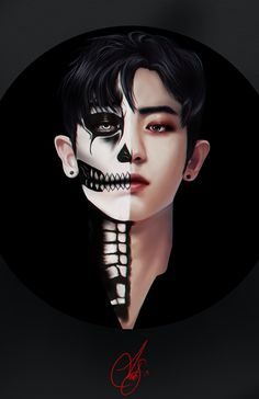 chanyeol / exo / fanart