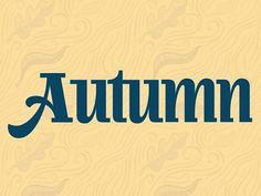 Autumn - Inktober