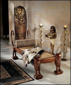 Ancient Egyptian Interior Decor : ... Decor on Pinterest  Theme bedrooms, Egyptian home decor and Ancient
