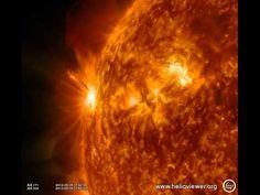 El beso en la Luna:  Región Activa 1476, un nuevo espectáculo en el Sol