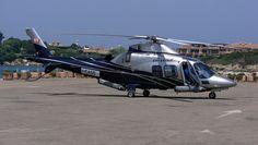 Helicopter Service in Porto Cervo / Sardinia