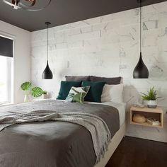 Home Staging, Atrium, Bedroom Lighting, Comforters, Condo, Blanket, Living Room, Inspiration, Furniture