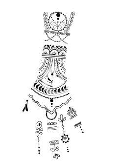 Mandala Hand Tattoos, Henna Tattoo Hand, Mandala Tattoo Design, Henna Tattoo Designs, Arm Tattoo, Sleeve Tattoos, Hand And Finger Tattoos, Hand Tattoos For Women, Mini Tattoos