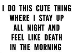 And waaay to often.