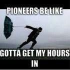 JW pioneer humor