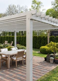 The pergola you choose will probably set the tone for your outdoor living space, so you will want to choose a pergola that matches your personal style as closely as possible. The style and design of your PerGola are based on personal Diy Pergola, Wooden Pergola Kits, Building A Pergola, Wood Pergola, Small Pergola, Modern Pergola, Aluminum Pergola, Corner Pergola, Modern Patio