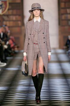 Tommy Hilfiger Women's Ads   Tommy Hilfiger Presents Fall 2013 Women's Collection At The Park ...