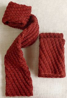 Spiral Leg Warmers by Purl Soho/Purl Bee.