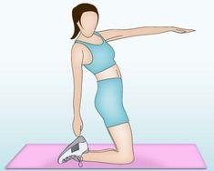 Exercice ventre plat : la rotation du buste