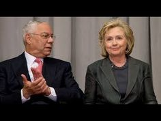 Colin Powell Says The Bitch Hillary Clinton Is Lying To The FBI On Him