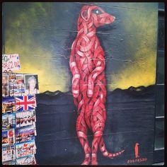 Lovely Otto Schade and FotoZino - Avenue Artwork Bricklane London - Aout 2019 Brick Lane, Graffiti, London, Artist, Artwork, Painting, Proposal, Cities, Urban