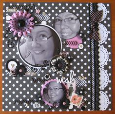 Scrapbook Layouts, Paper, Frame, House, Home Decor, Picture Frame, Frames, A Frame, Haus