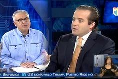 Roberto Cavada Senador Por Puerto Plata José Paliza, Hablando Sobre Proyecto De Ley Del Contrabando