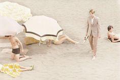 Menswear Spring Summer 2001 - Advertising Campaign | Prada.com