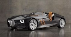 The Magnificient BMW 328 Hommage Concept Car
