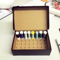 5 praktische DIYs für die Aufbewahrung deiner Bastelsachen|Ikea Hacks & Pimps|BLOG| New Swedish Design