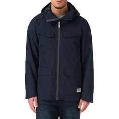 Bench Takeoff Point Jacket - Total Eclipse