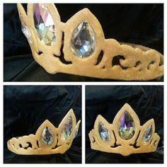 Worbla crown