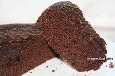Receita de Bolo de Chocolate Simples | Tortas e bolos > Bolo Simples…